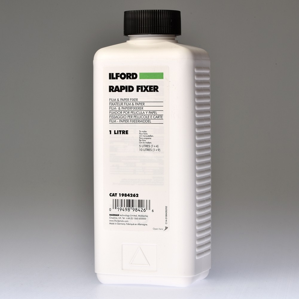 FIXADOR ILFORD RAPID FIXER 1LITRO